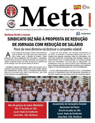 capa meta 153
