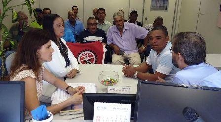 Sindimetal Rio no TRT
